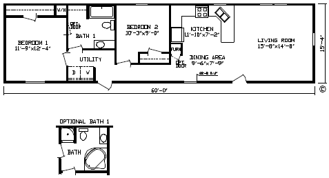 Triumph Floor Plan