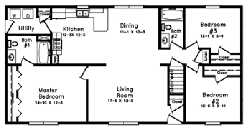 Fir Floor Plan